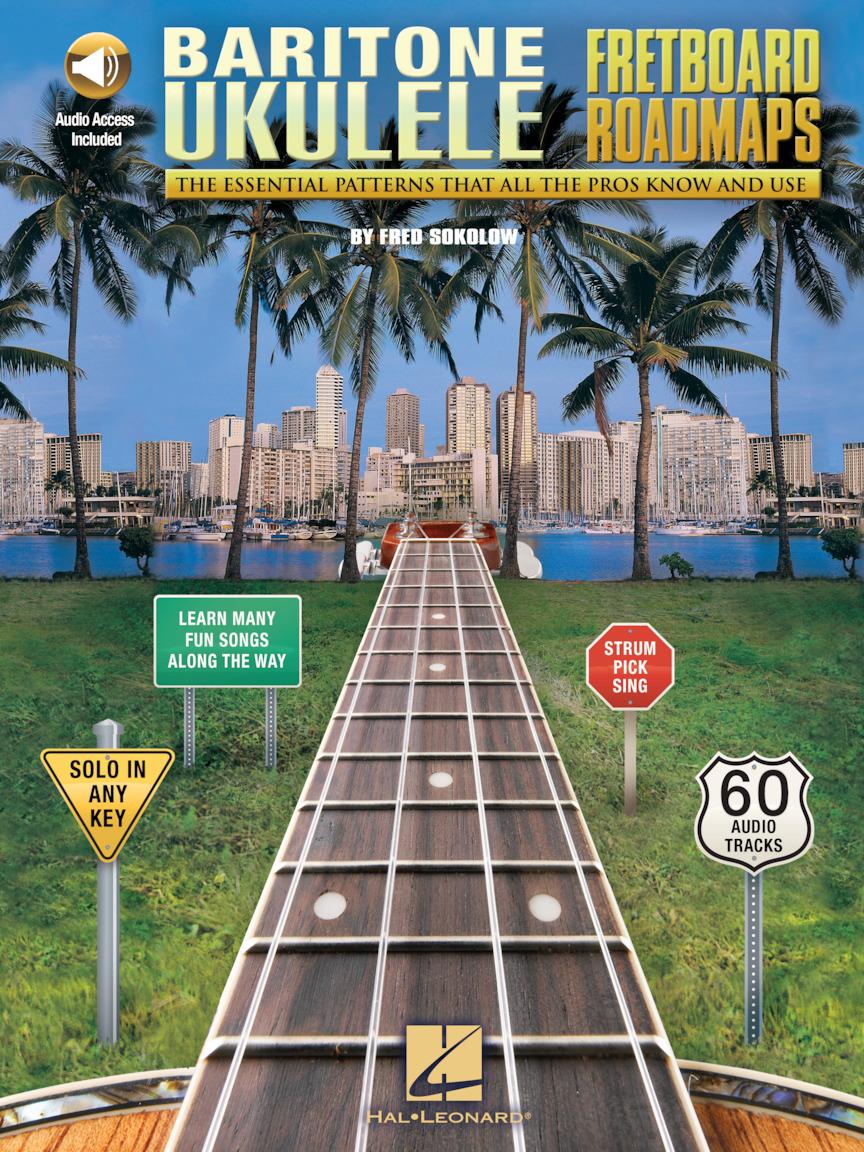 Product Cover for Fretboard Roadmaps – Baritone Ukulele