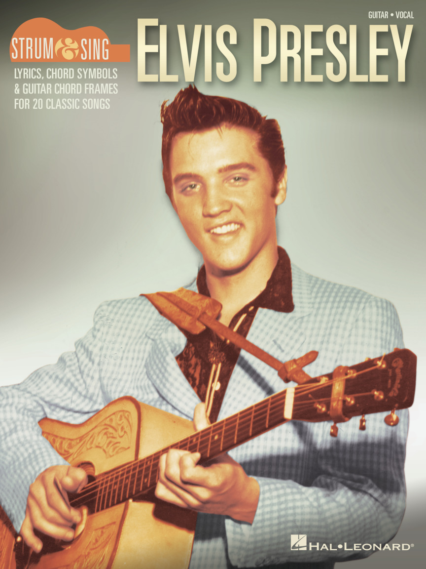 Product Cover for Elvis Presley – Strum & Sing Guitar