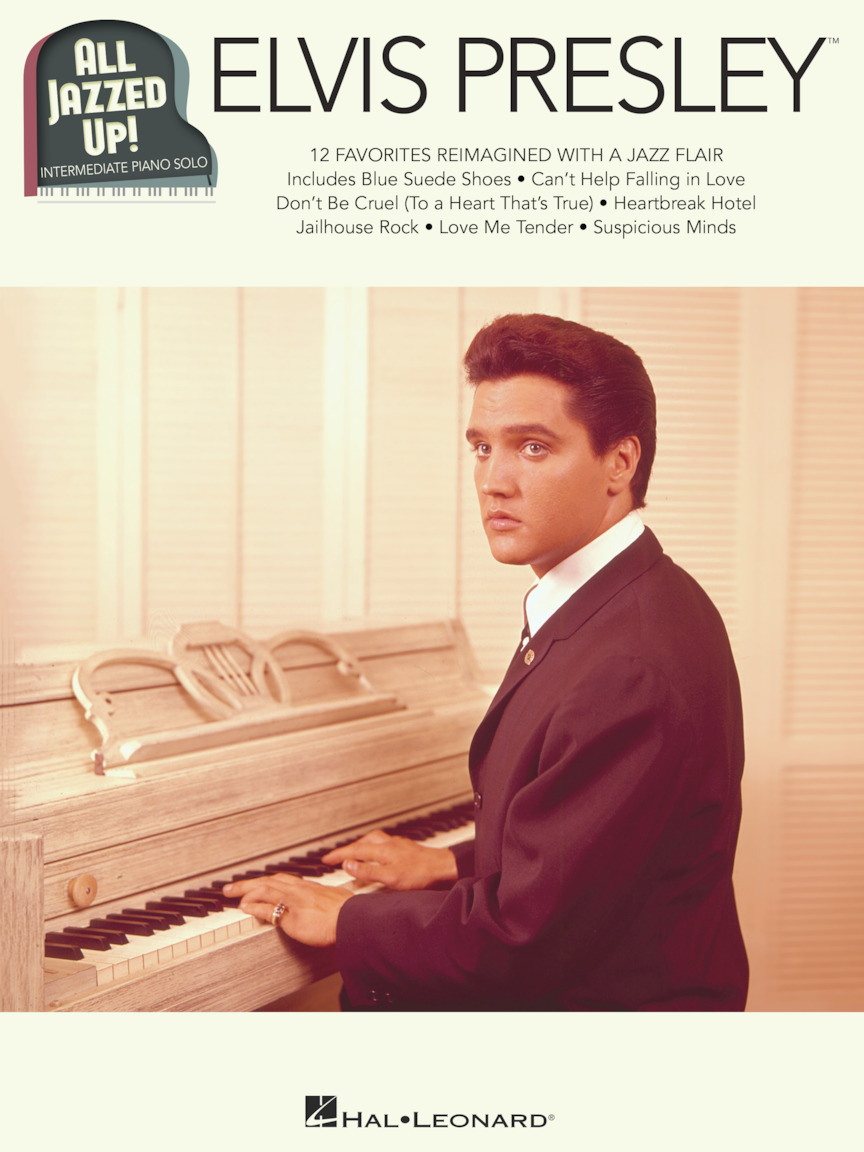 Product Cover for Elvis Presley – All Jazzed Up!