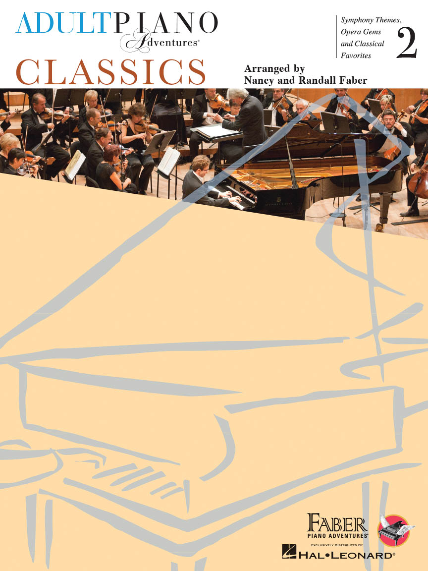 Product Cover for Adult Piano Adventures Classics Book 2