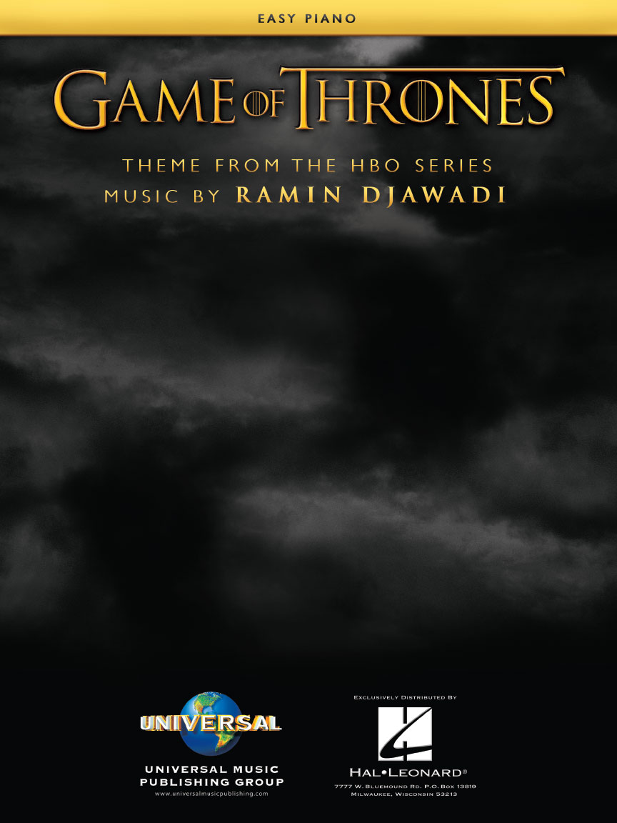 Product Cover for Game of Thrones (Theme from the HBO series)