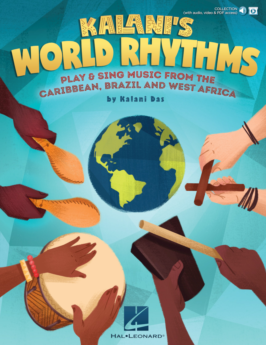 Kalani's World Rhythms - Play & Sing Music from the