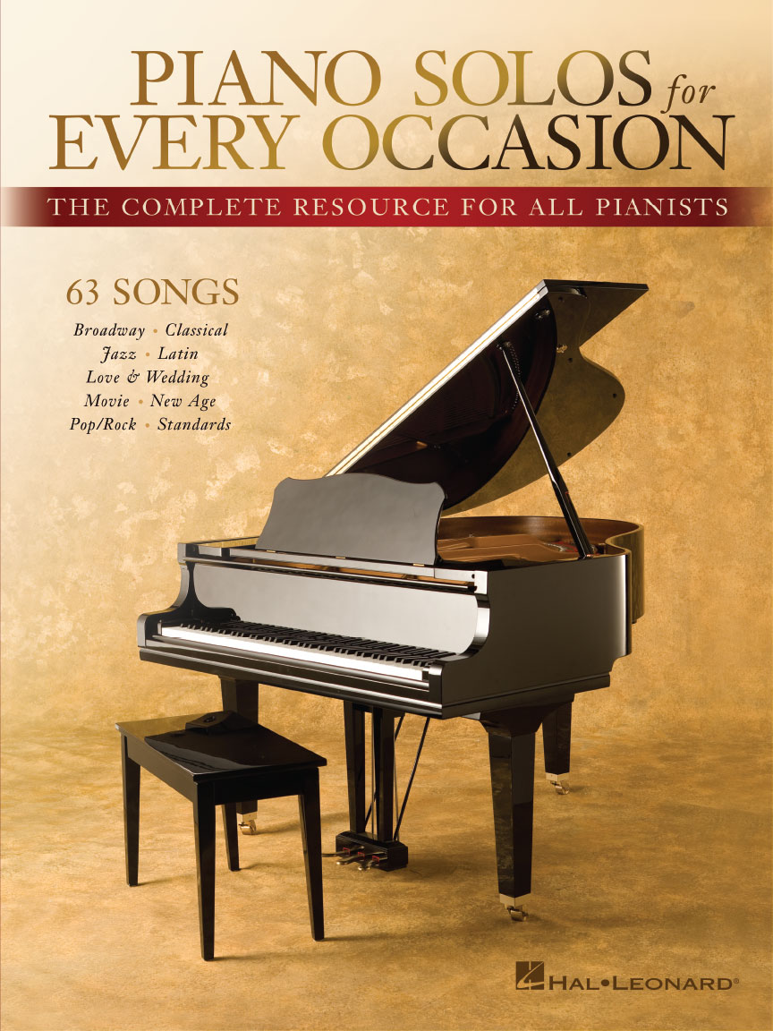 Product Cover for Piano Solos for Every Occasion