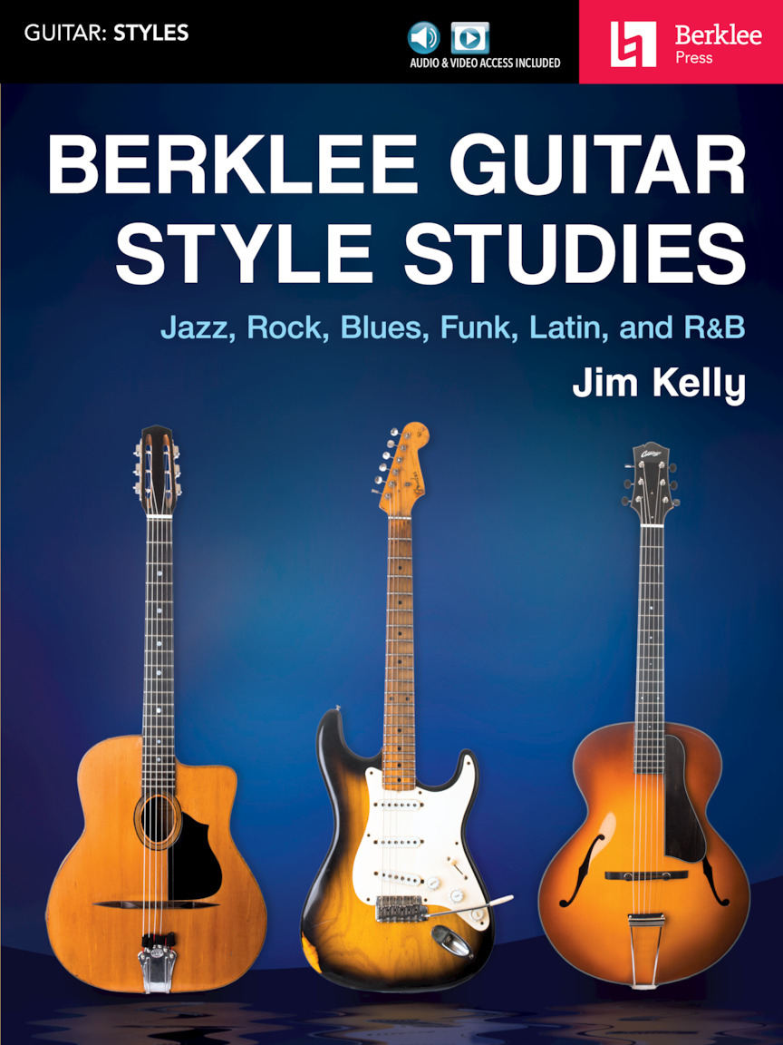 Product Cover for Berklee Guitar Style Studies