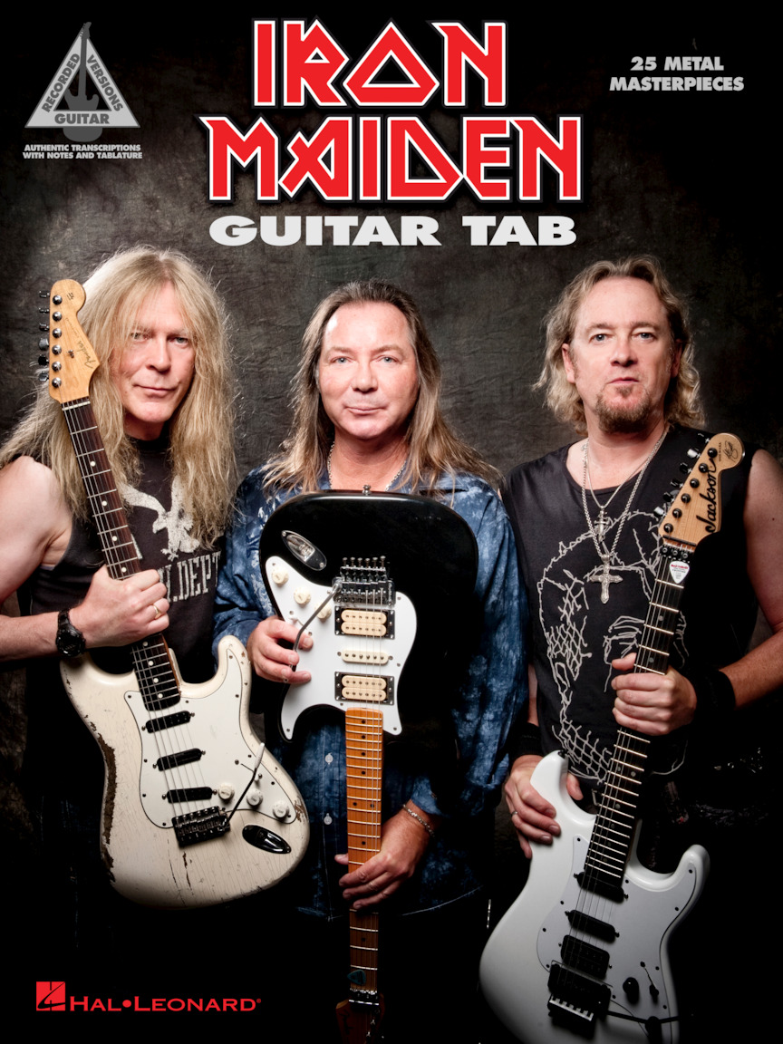 Product Cover for Iron Maiden – Guitar Tab