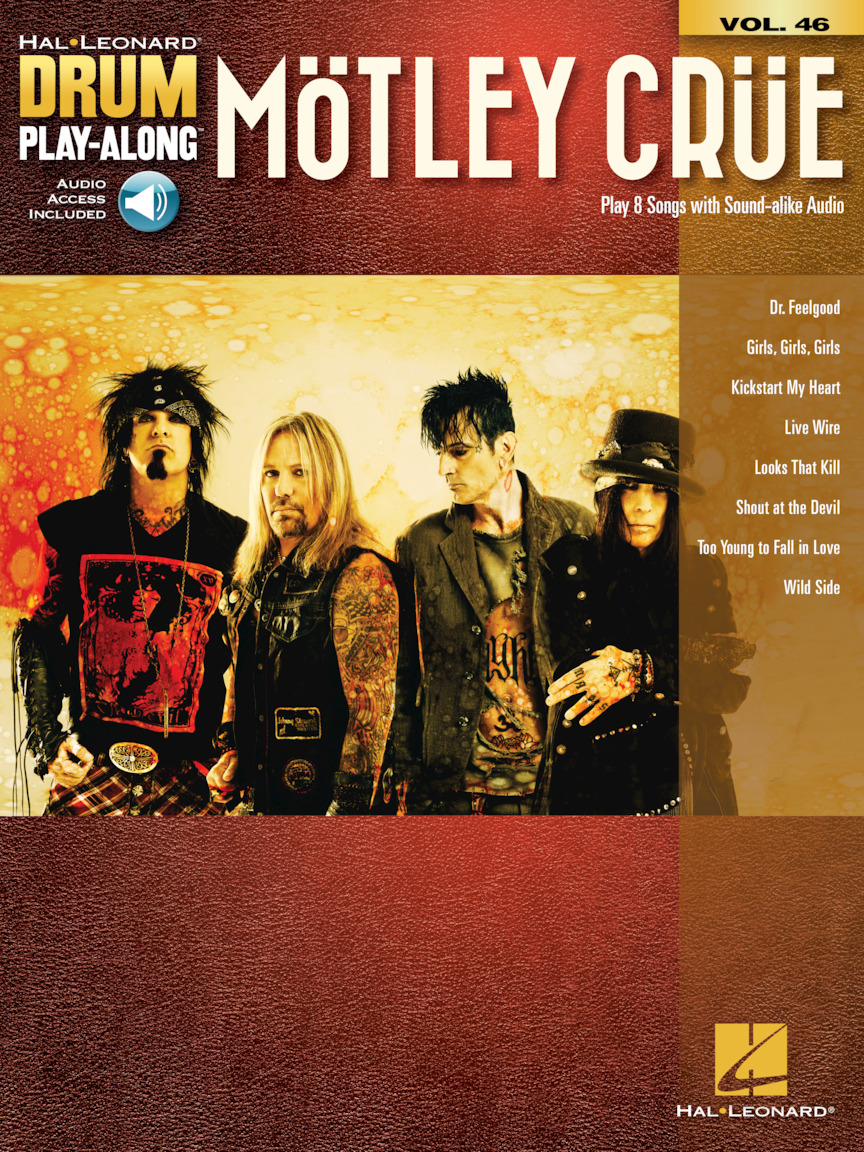 Product Cover for Mötley Crüe