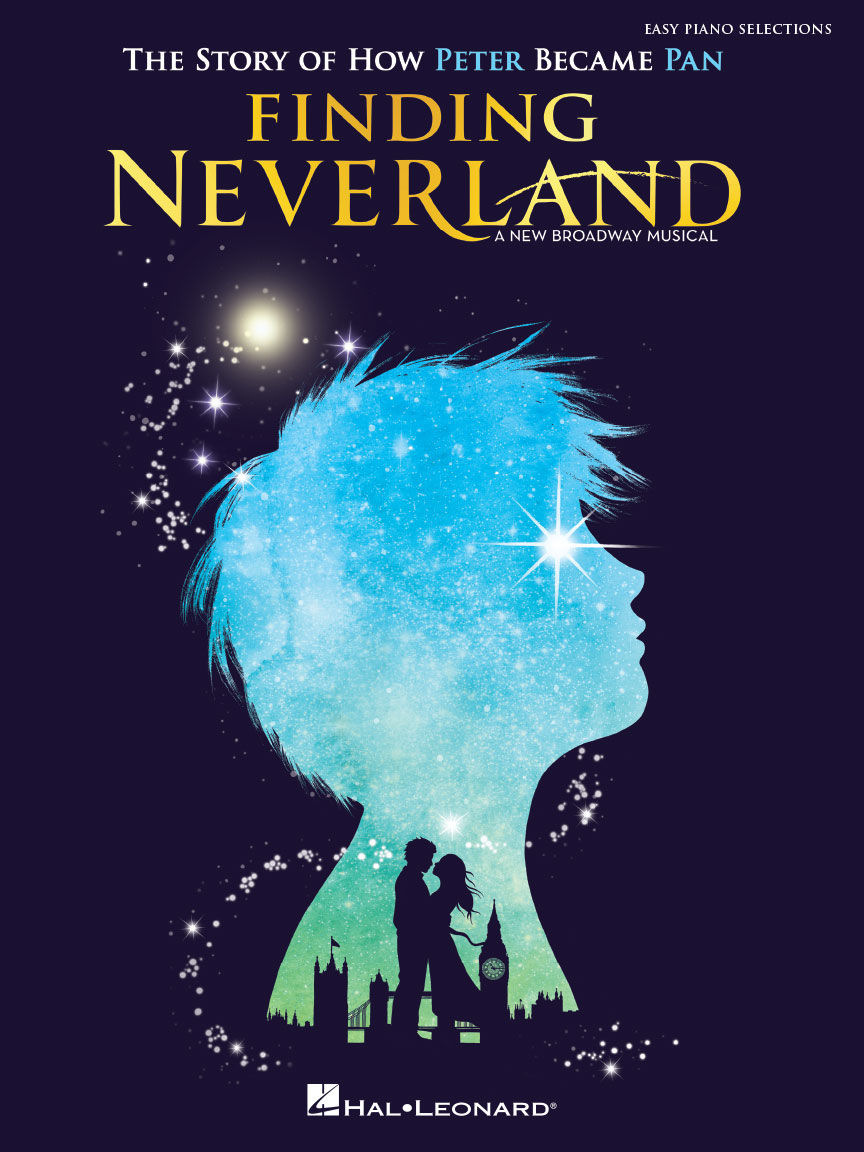 Product Cover for Finding Neverland – Easy Piano Selections
