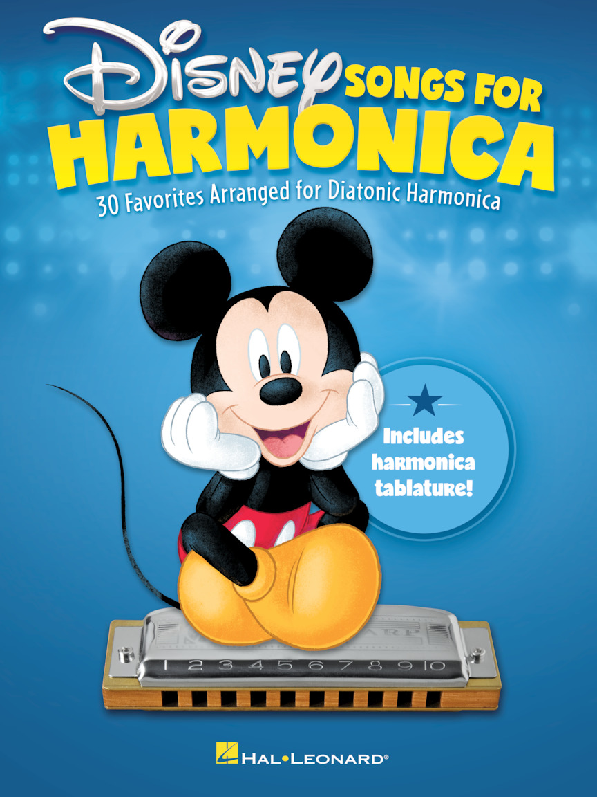Product Cover for Disney Songs for Harmonica
