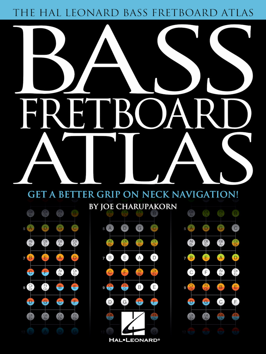 Product Cover for Bass Fretboard Atlas