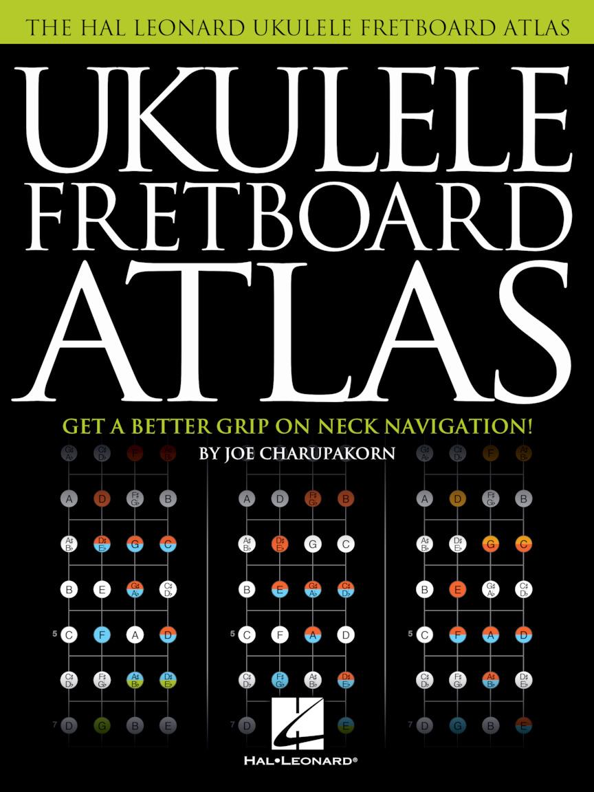 Product Cover for Ukulele Fretboard Atlas