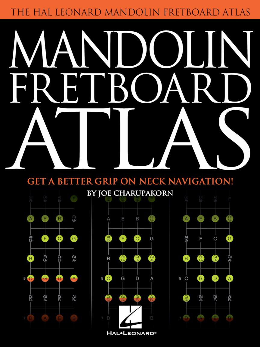 Product Cover for Mandolin Fretboard Atlas