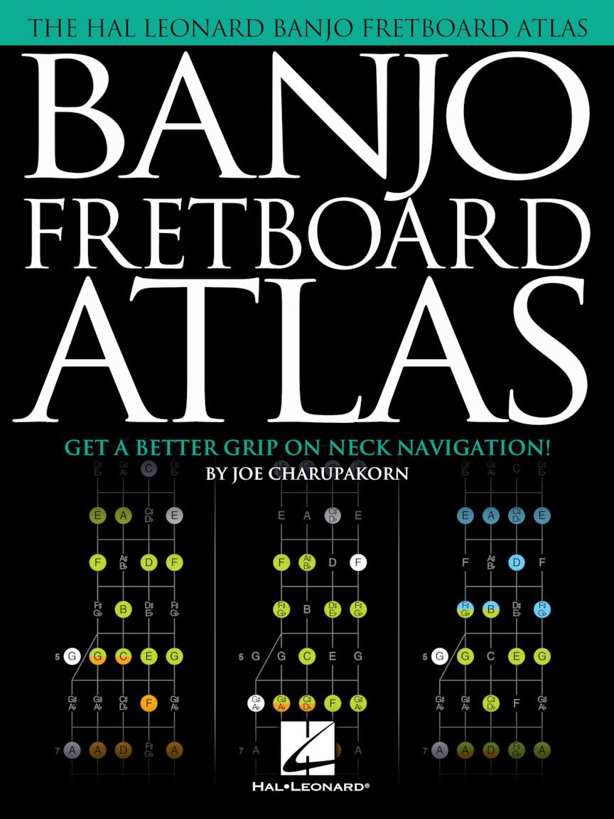 Product Cover for Banjo Fretboard Atlas
