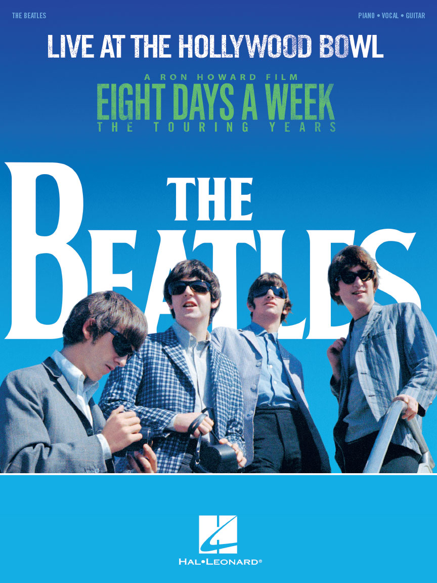 Product Cover for The Beatles – Live at the Hollywood Bowl