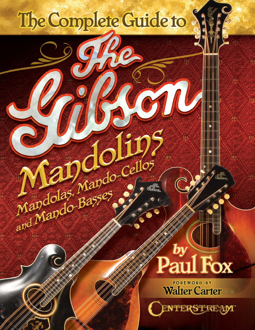 Product Cover for The Complete Guide to the Gibson Mandolins