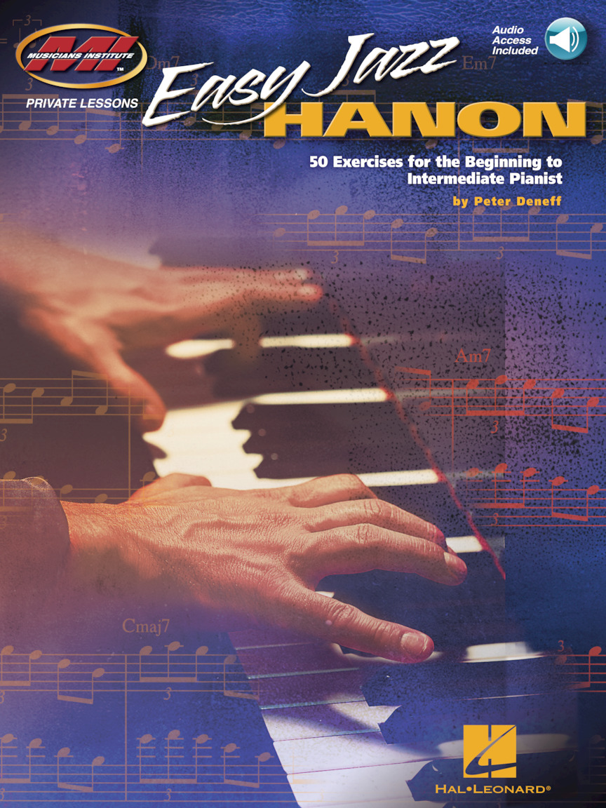 Product Cover for Easy Jazz Hanon