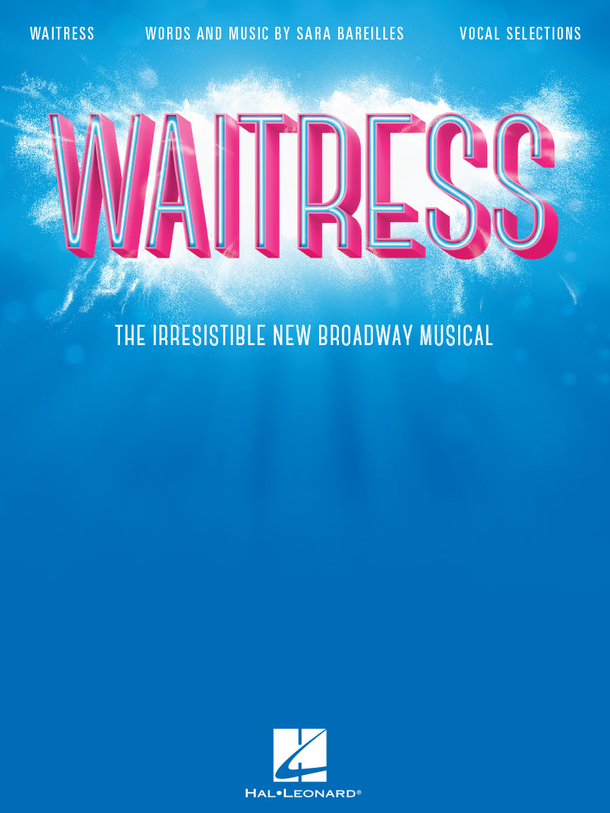 Product Cover for Waitress – Vocal Selections