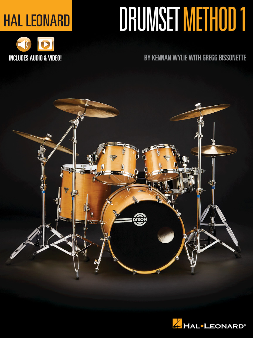 Product Cover for Hal Leonard Drumset Method – Book 1