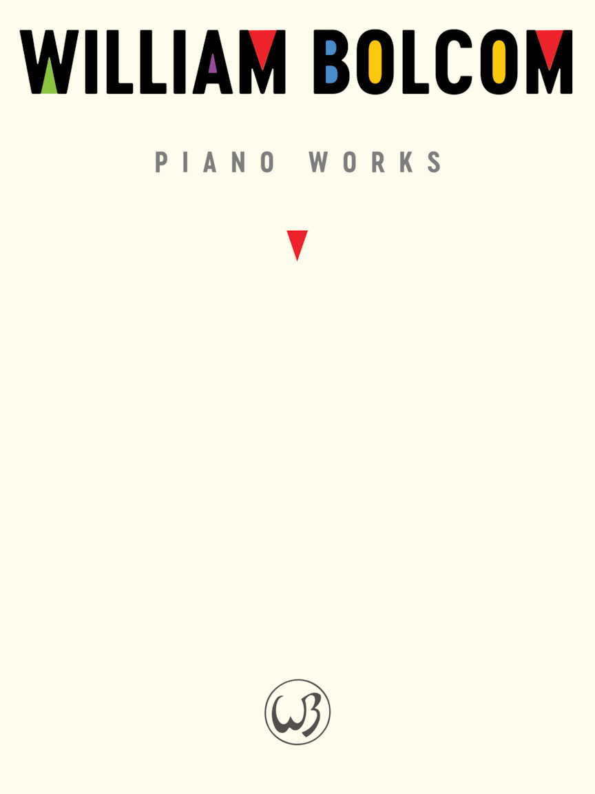 Product Cover for William Bolcom: Piano Works