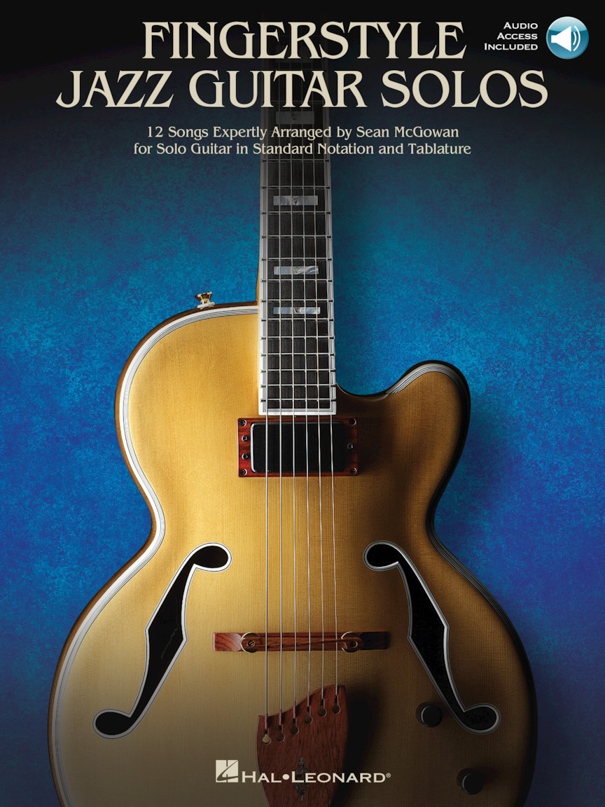 Product Cover for Fingerstyle Jazz Guitar Solos