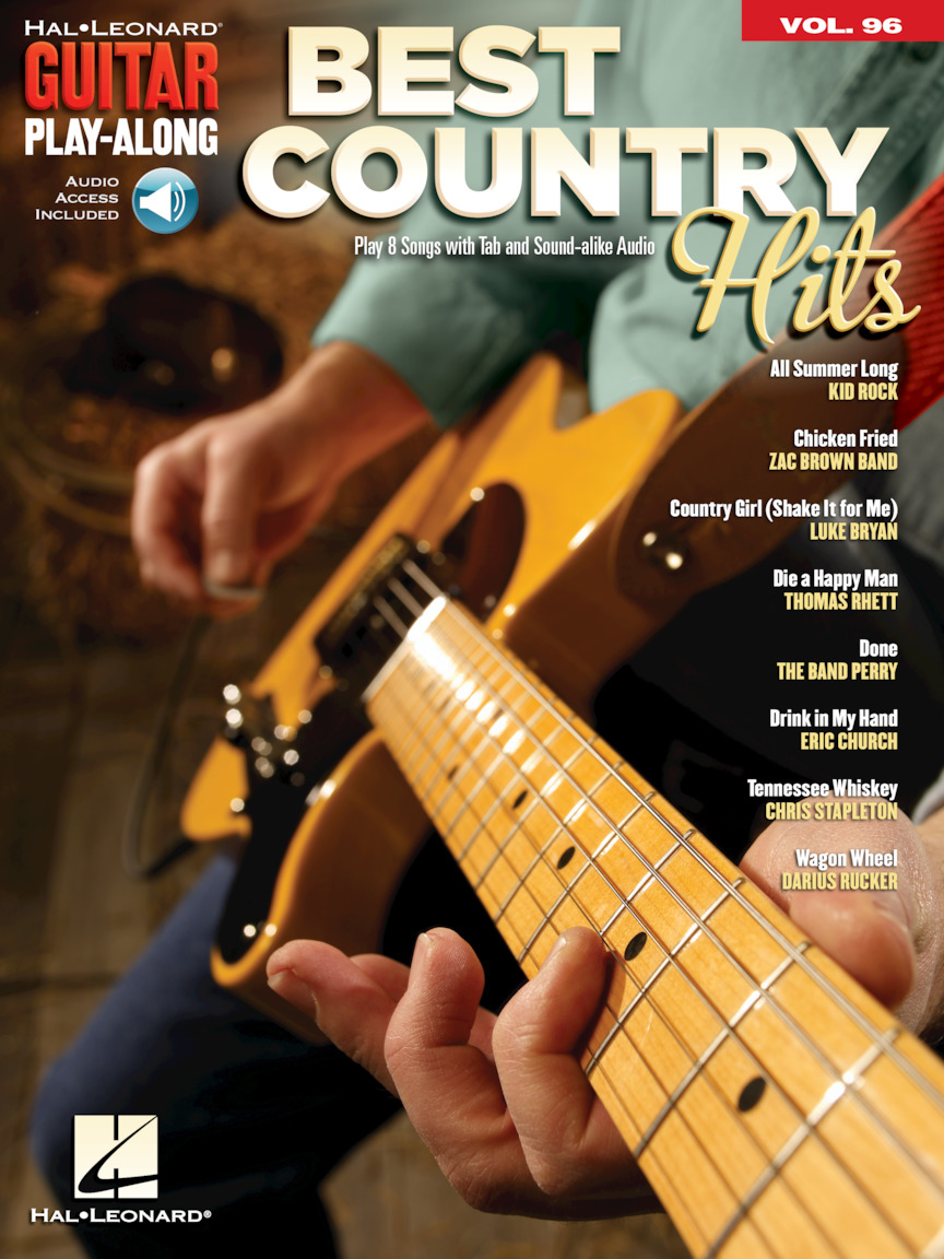 Product Cover for Best Country Hits