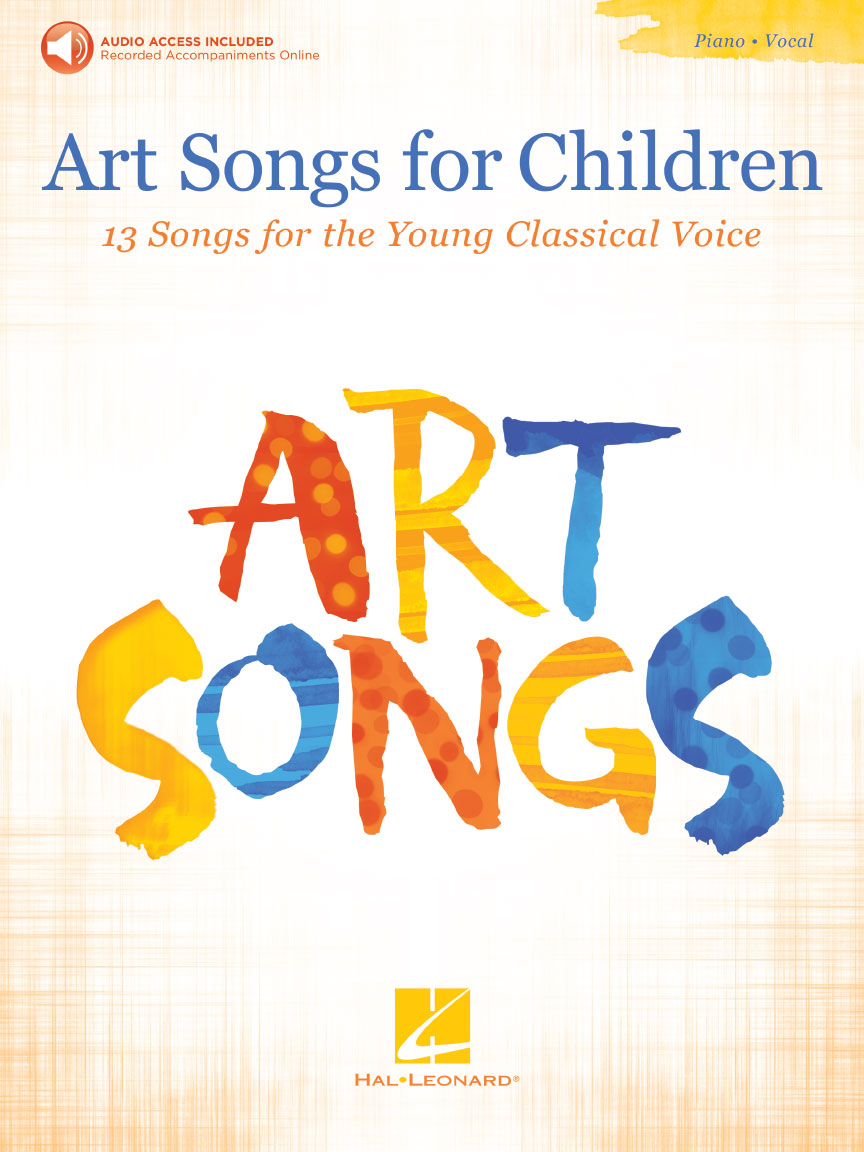 Product Cover for Art Songs for Children