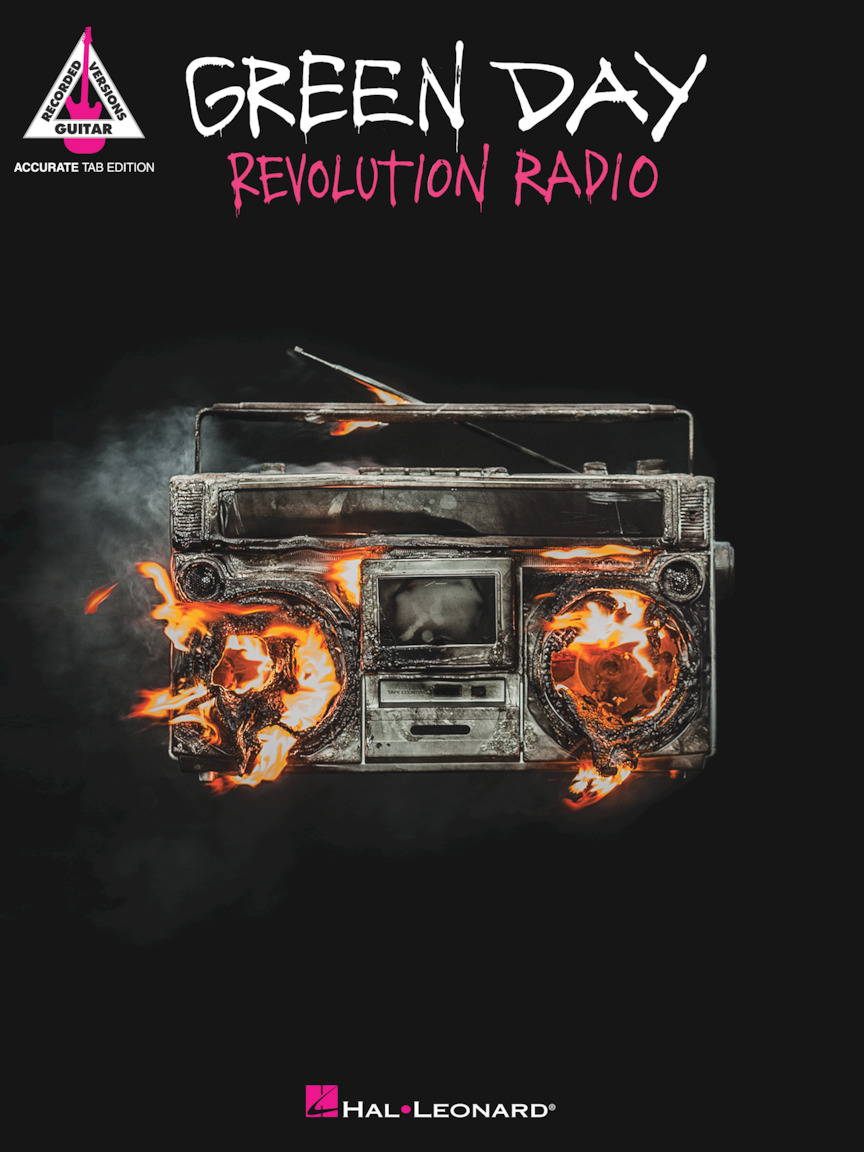 Product Cover for Green Day – Revolution Radio