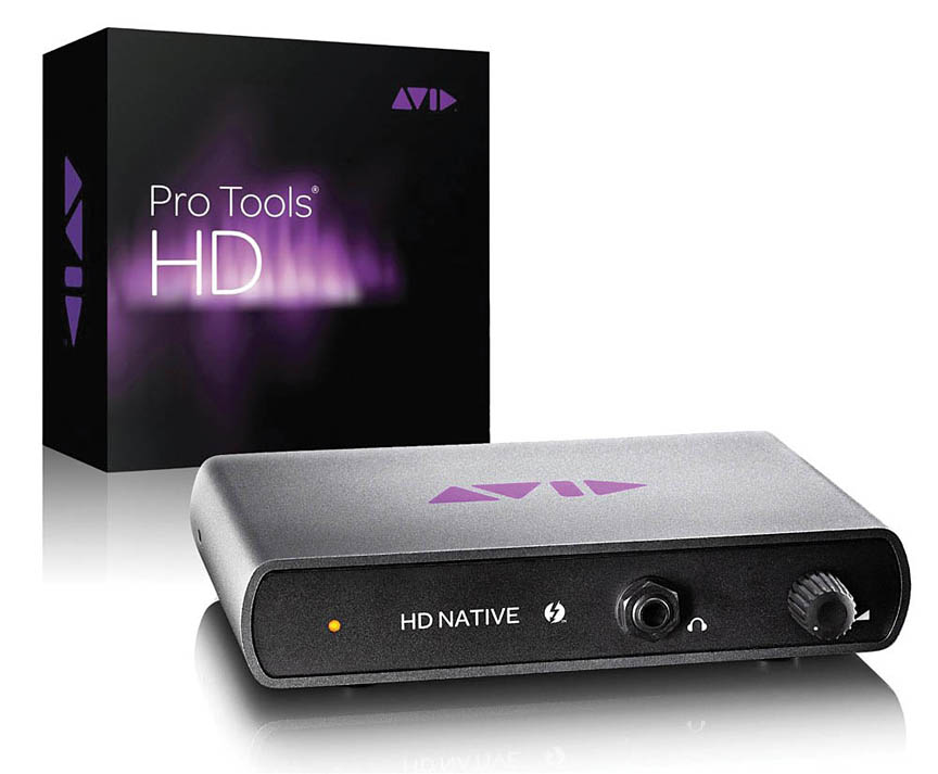 Product Cover for Pro Tools ¦ Ultimate + Pro Tools HD Native Thunderbolt Bundle