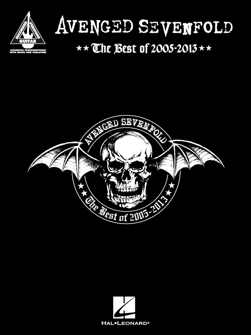Product Cover for Avenged Sevenfold – The Best of 2005-2013