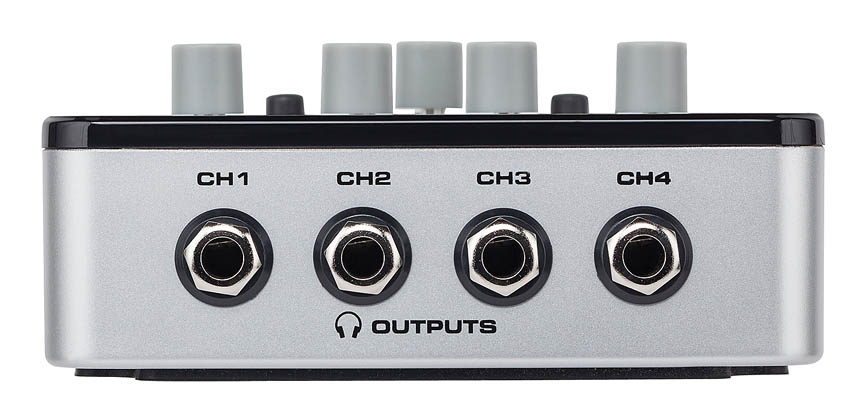Product Cover for QH4 4-Channel Headphone Amplifier