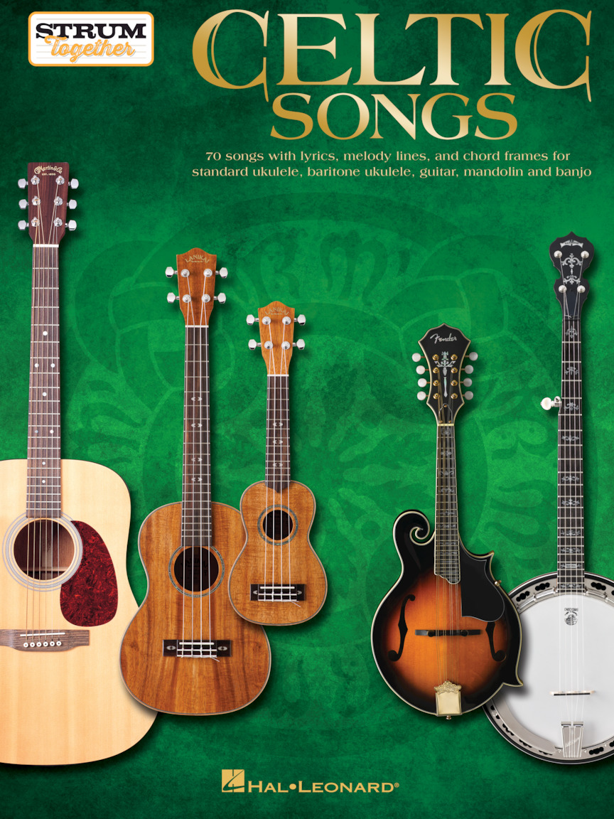 Product Cover for Celtic Songs – Strum Together
