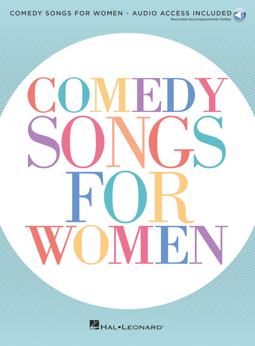 Product Cover for Comedy Songs for Women