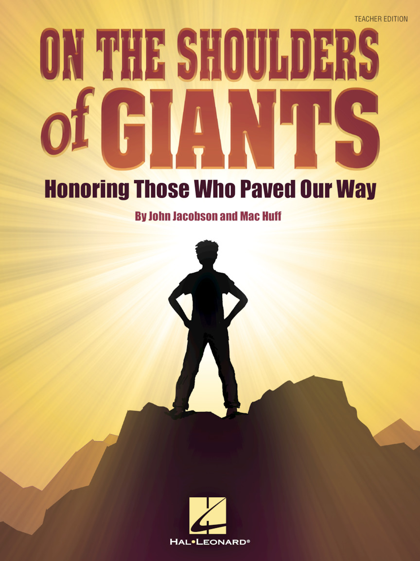 Product Cover for On the Shoulders of Giants