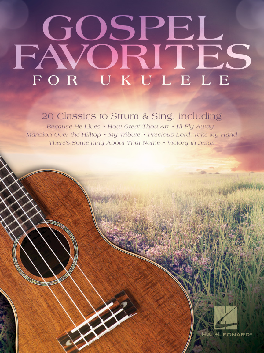 Product Cover for Gospel Favorites for Ukulele