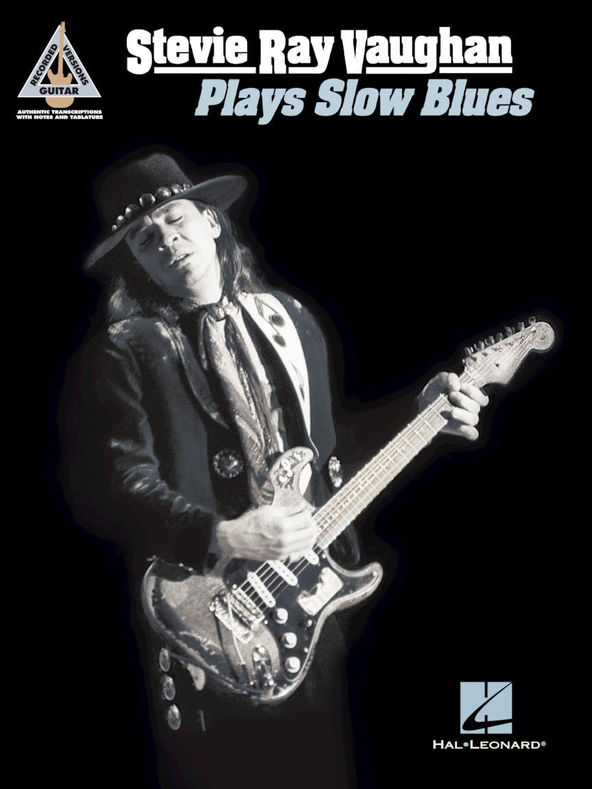 Product Cover for Stevie Ray Vaughan – Plays Slow Blues