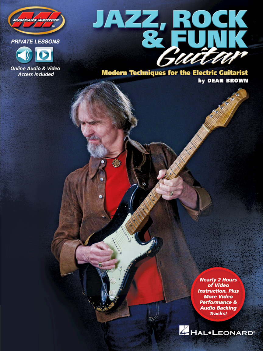 Product Cover for Jazz, Rock & Funk Guitar