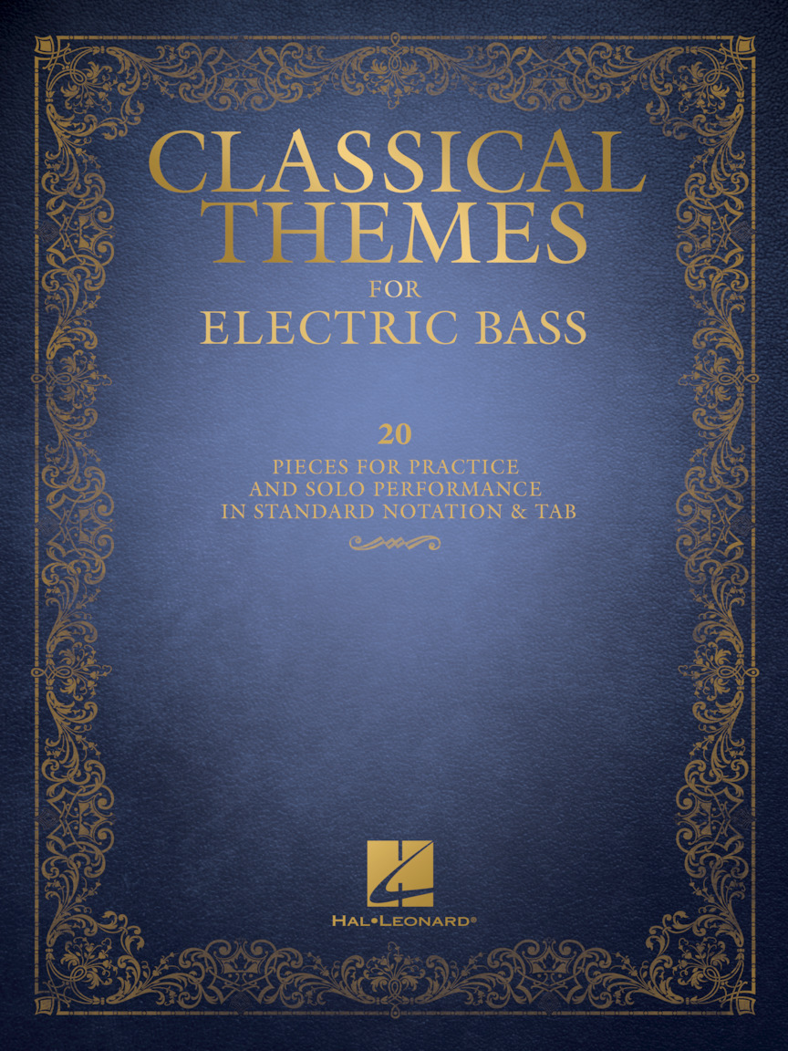 Product Cover for Classical Themes for Electric Bass