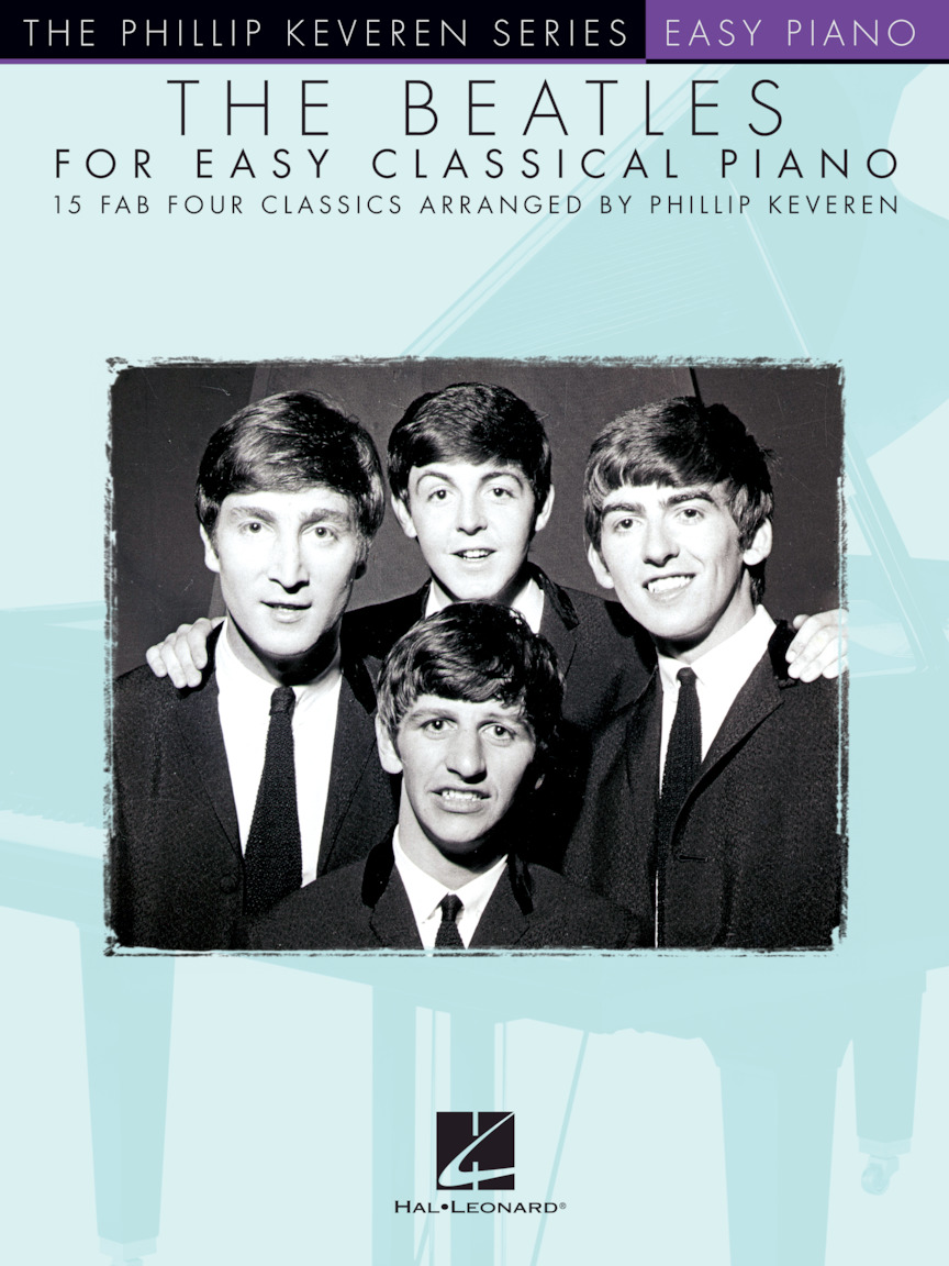 Product Cover for The Beatles for Easy Classical Piano
