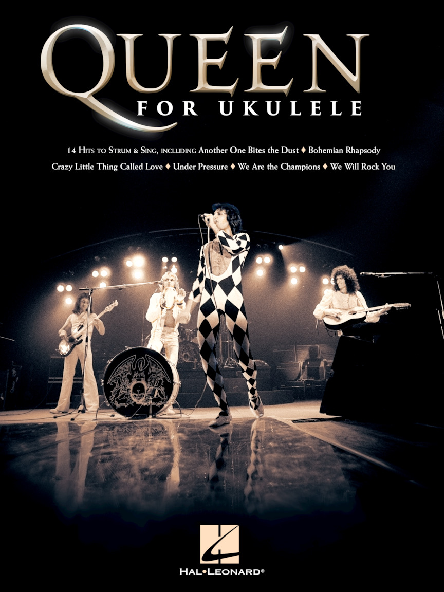 Product Cover for Queen for Ukulele