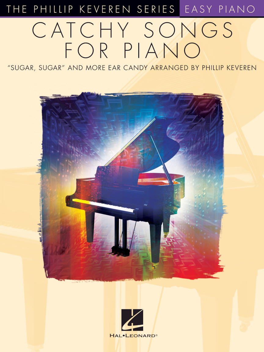 Product Cover for Catchy Songs for Piano