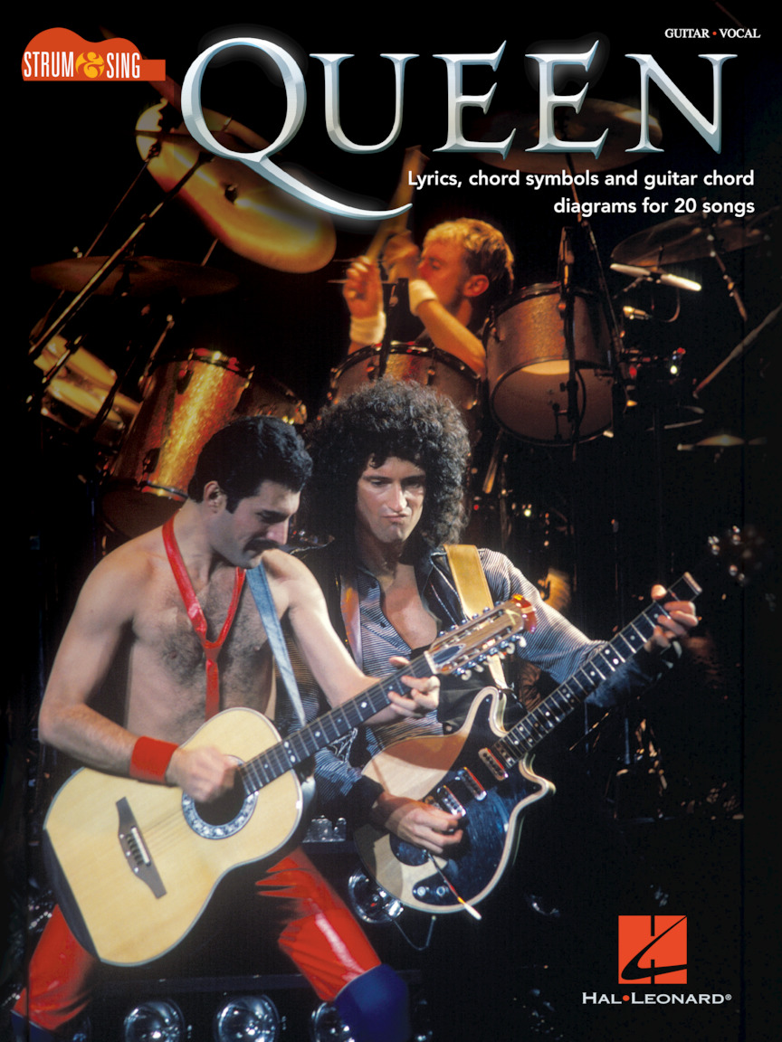 Product Cover for Queen – Strum & Sing Guitar