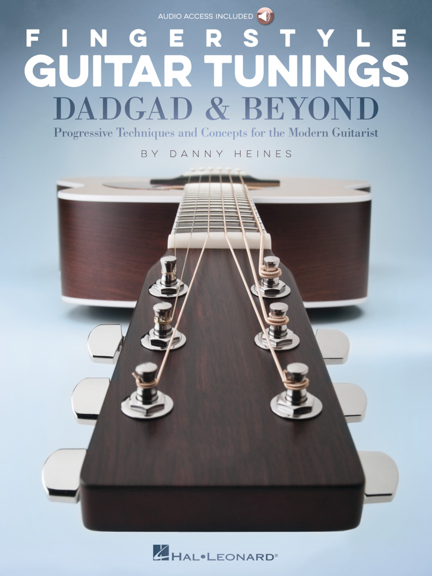 Product Cover for Fingerstyle Guitar Tunings: DADGAD & Beyond