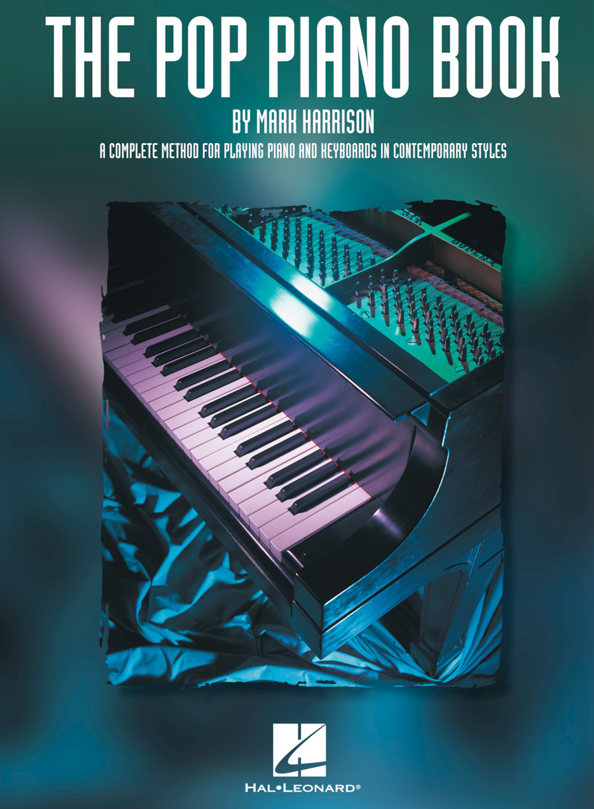 Product Cover for The Pop Piano Book