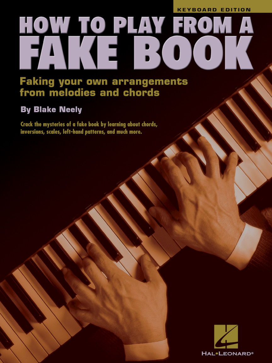 Product Cover for How to Play from a Fake Book
