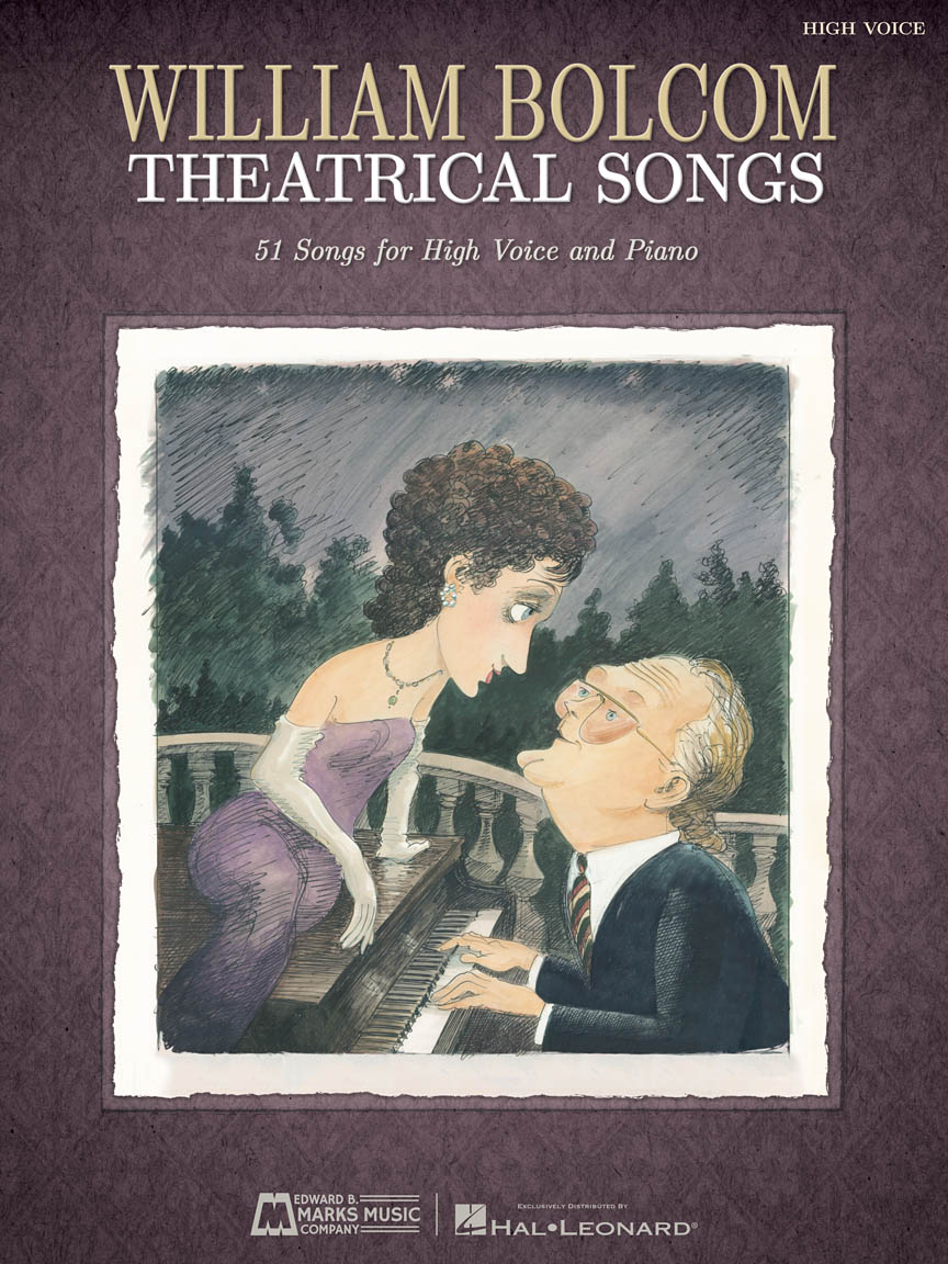 Product Cover for William Bolcom: Theatrical Songs