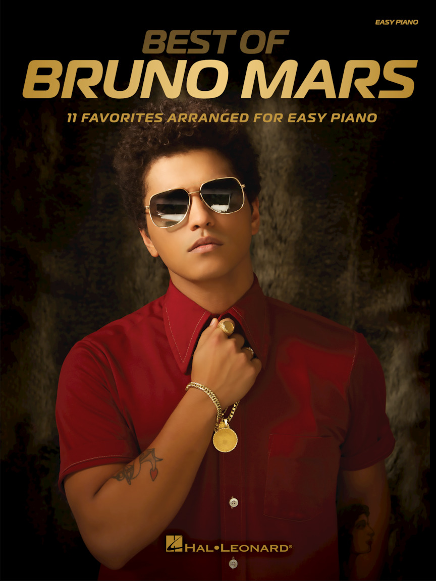 Product Cover for Best of Bruno Mars