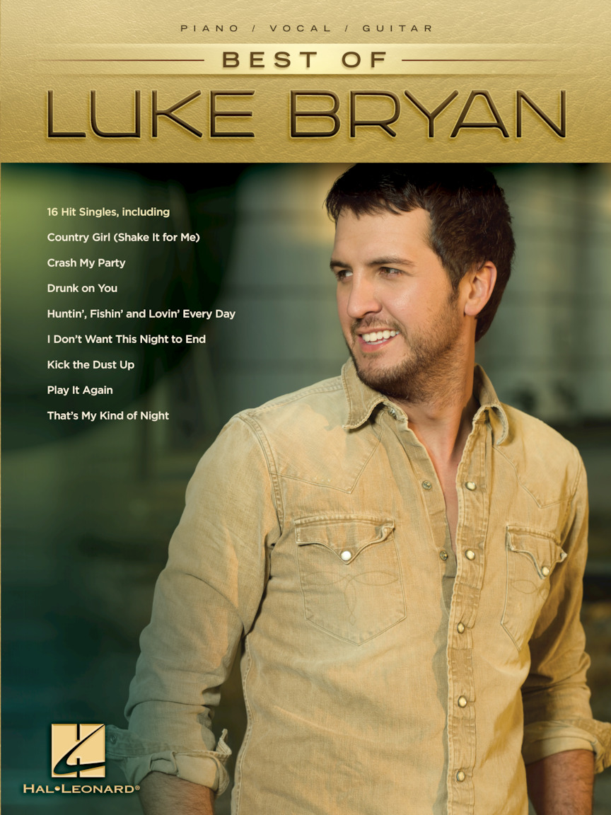 Product Cover for Best of Luke Bryan