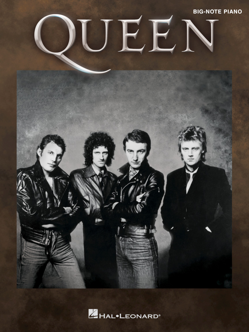 Product Cover for Queen for Big-Note Piano