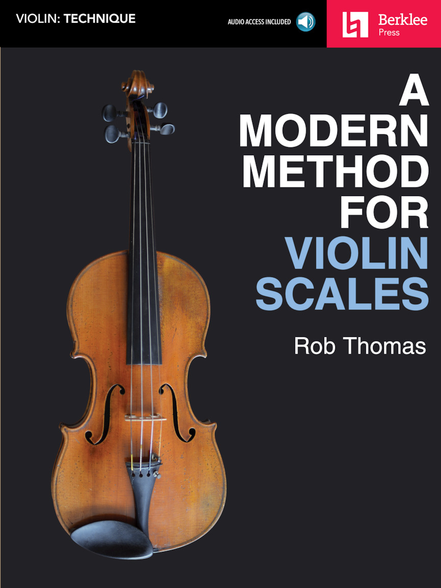 Product Cover for A Modern Method for Violin Scales
