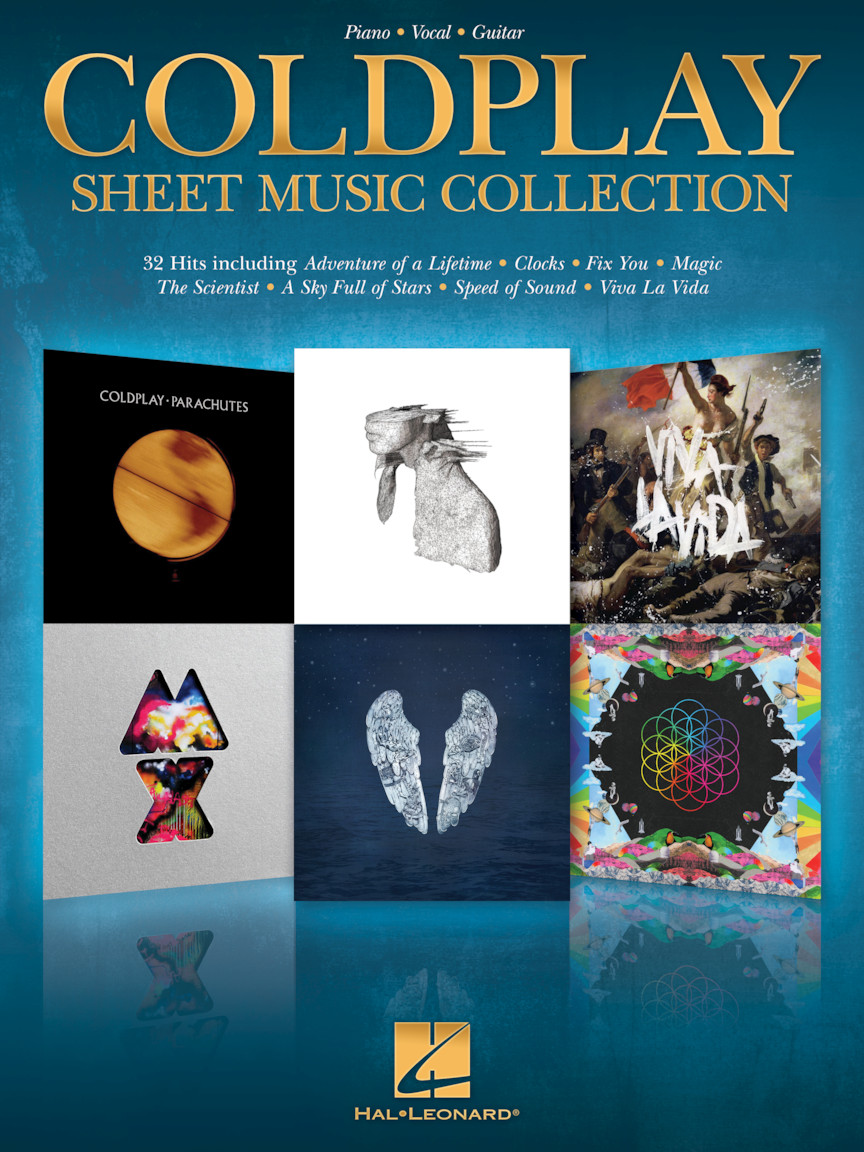 Product Cover for Coldplay Sheet Music Collection