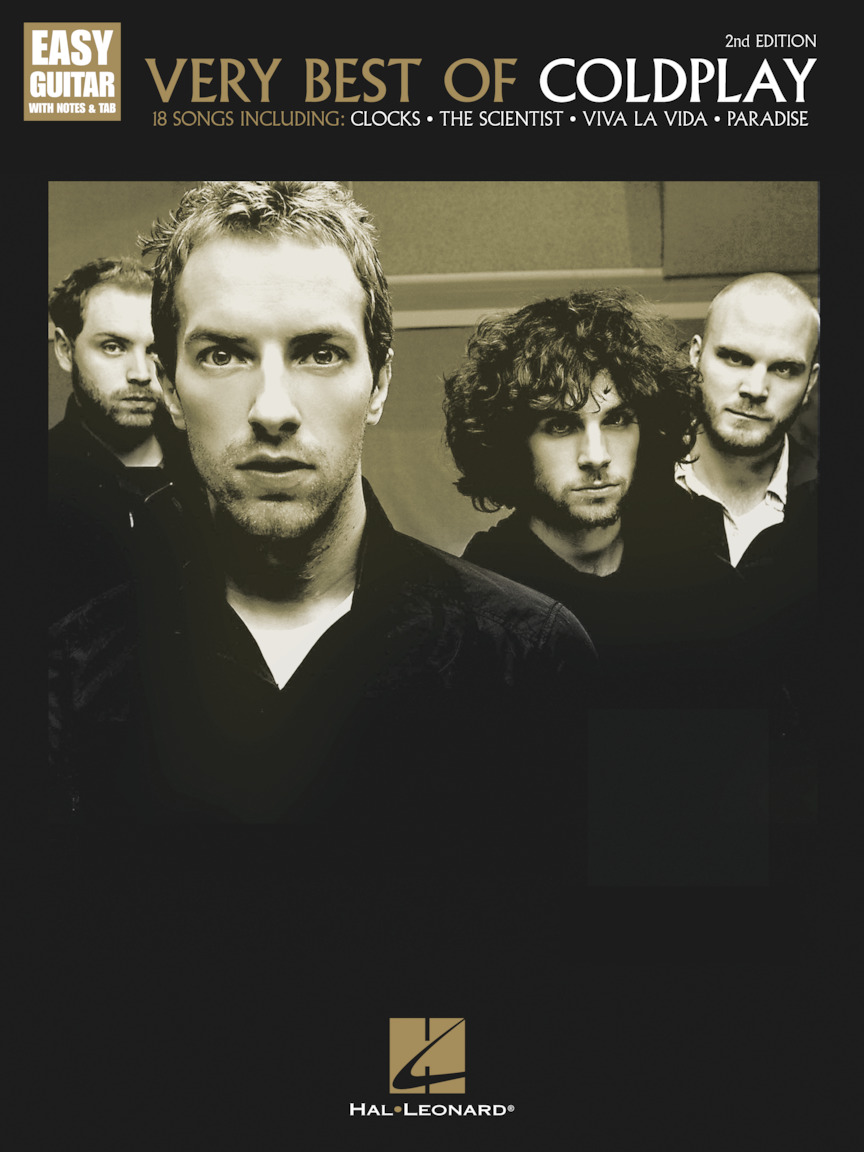 Product Cover for Very Best of Coldplay – 2nd Edition